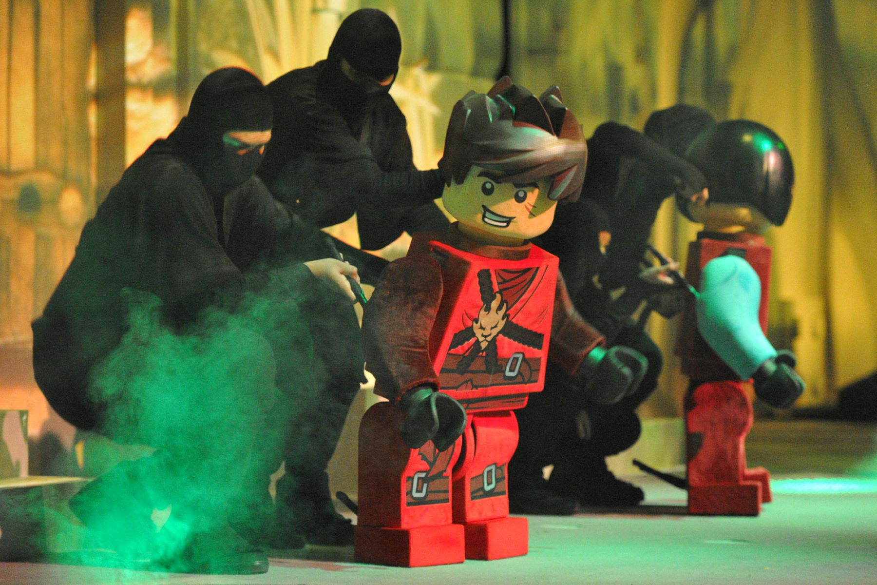 LEGO NINJAGO & The Realm of Shadows